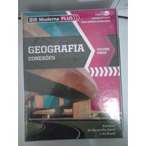 Livro - Geografia Conexões - Moderna Plus - Volume Único
