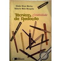 Cloder Rivas Roberto Melo Tecnicas De Redaçao E Criatividade