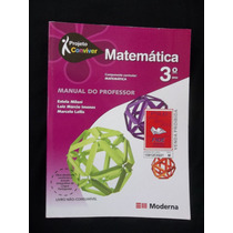 Matemática Estela Milani, Imenes 3ºano - Manual Do Professor