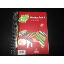 Livro- Projeto Eco Matemática- 3º Ano-para Professor