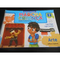 Livro- Marcha Criança Arte 1º Ano- Para Professor