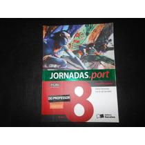 Livro: Jornadas.cie 8- Ciências- Para Professor