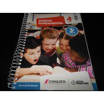 Conquista Solução Educacional Positivo-4º Ano 3º Volume
