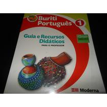 Projeto Buriti Português 1º Ano (somente Para Professores)