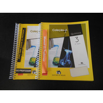 Coleção # Química 3 1º E 2º Semestre (para Professor)