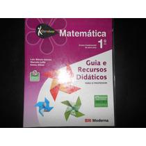Livro- Conviver Matemática 1º Ano- Guia P/ Professor