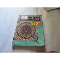 Livro Matematica Edwaldo Bianchini 8 Ano 7 Serie