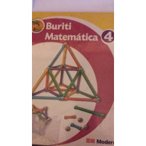 Buriti Matemática 4