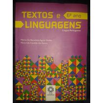 Livro Textos E Linguagens 6º Ano