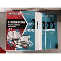 Literatura Tempos, Leitores E Leituras - Moderna Plus