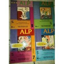 4 Volumes Alp Análise Linguagem E Pensamento -maria F. Cócco