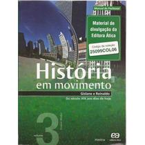 História Em Movimento-manual Do Professor-gislane E Reinaldo