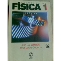 Volume 1 - Universo Da Fisica Sérgio Sampaio/outro - 2005
