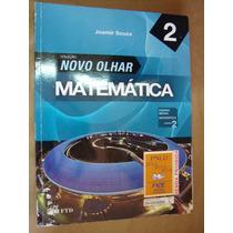 Matematica Novo Olhar Volume 2 Joamir Souza Bom Estado (m5)
