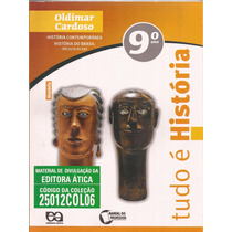 Tudo É História- 9ºano- Manual Do Professor -oldimar Cardoso