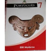 Livro Português 7 Projeto Araribá - Maria Tereza Rangel