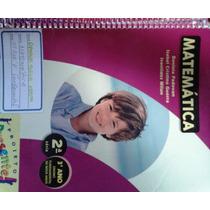 Livro Matemática 2ª Série 3º Ano - Daniela Padovan/ Isabel C