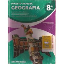 Geografia Projeto Araribá- 8º Ano