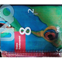 Livro Uno 8 Caderno 2 (língua Portuguesa/ Matemática/ Ciênci