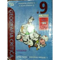 Geografia Crítica 6ª Série - J. William Vesentini E Vânia Vl