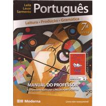 Português Leitura Produção E Gramatica - Professor- 7ªsérie