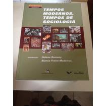 Tempos Modernos,tempos De Sociologia-ed.fgv