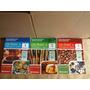 Coleção Completa Química Na Abordagem Do Cotidiano 3 Volumes