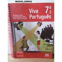 Livro Viva Português 7º Ano Para O Professor Yy