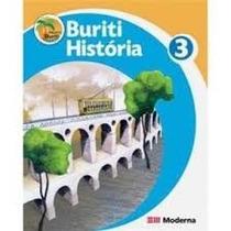 Livro Buriti História 3