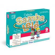 Coleção Samba Lelê 9 Anos Com Cd - Ensino Fundamental