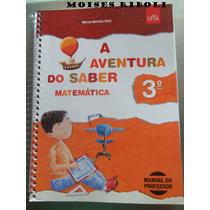 Aventura Do Saber Matemática 3º Ano Livro Do Professor Ee