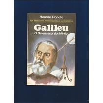 Livro Galileu - Hernâni Donato - Fj.jr