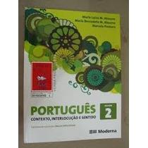 Volume 2 - Portugues Contexto Interlocução E Sentido 2012