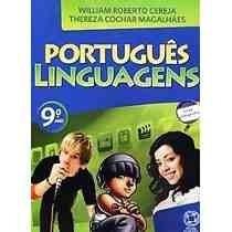 Livro Português Linguagens 9º Ano - William Roberto Cereja