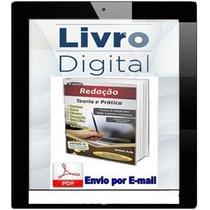 Livro Digital De Redação - Curso Completo - (frete Grátis)