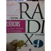 Livro Projeto Radix Ciências 9o Ano