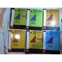 Desenho Geométrico - José Ruy Giovanni Coleção Com 6 Livros.