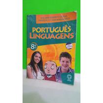 Português Linguagens 8º Ano - William Cereja - Frete Grátis