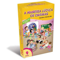 A Maneira Lúdica De Ensinar 9 Anos 5 Volumes