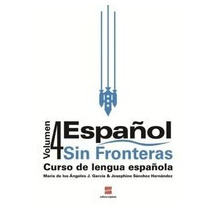 Livro Espanhol Sin Fronteras Vol 4 Editora: Scipione