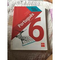 Livro Portugues Para Viver Juntos 6 Editora Sm