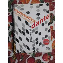 Livro Matemática De Dante Volume Único