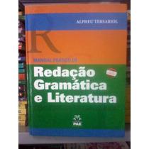 Manual Prático De Redação, Gramática E Literatura - 2012