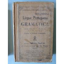 Livro Novo Manual De Lingua Portuguesa - Gramática - Ftd