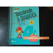 Descobrindo A Gramática 4º Ano - Para Professor
