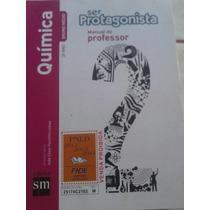 Livro Química Ser Protagonista Manual Do Professor Vol 2.