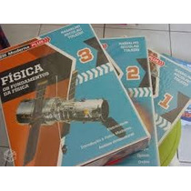 Fisica Os Fundamentos Da Fisica Modernaplus 3 Volumes