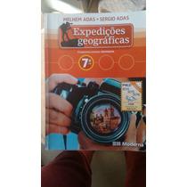 Livro: Expedições Geográfica 7°ano.
