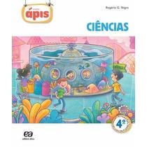 Livro Ápis Ciências 4º Ano
