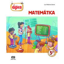Projeto Ápis Matemática 5º Ano